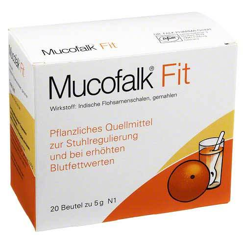 Mucofalk Fit Granulat Beutel - 1