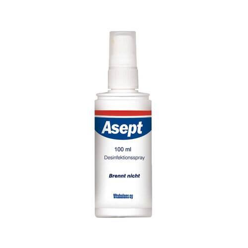 Asept Desinfektionsspray - 1