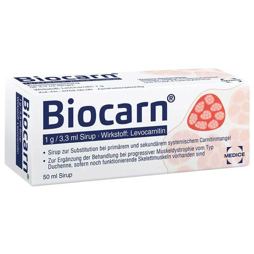 Biocarn Sirup - 1