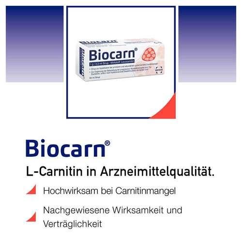 Biocarn Sirup - 3