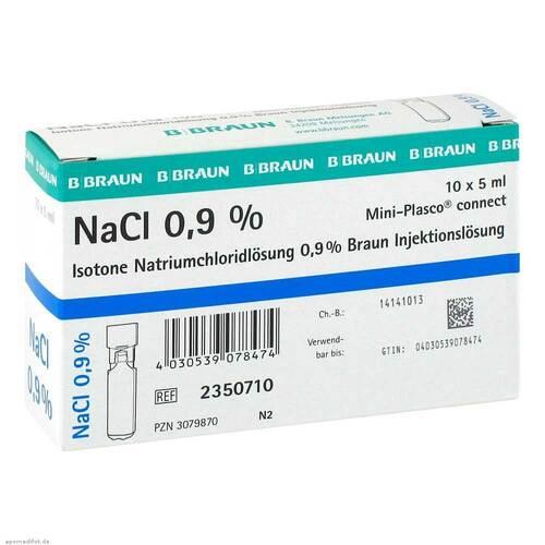 PZN 03079870 Injektionslösung, 10X5 ml
