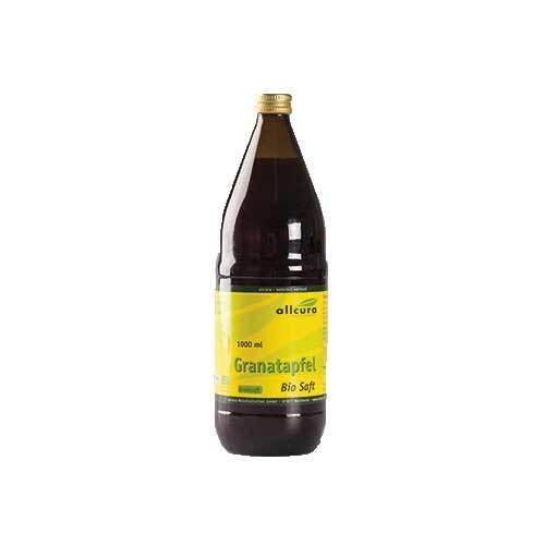 Granatapfel Bio Saft - 1