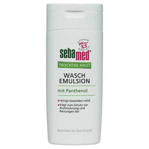 Sebamed Trockene Haut Waschemulsion mit Panthenol - 1