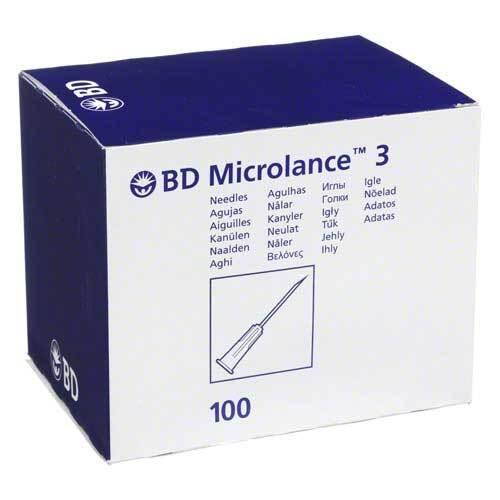 BD Microlance Kanüle 21 G 1 1 / 2 0,8x40 mm - 1