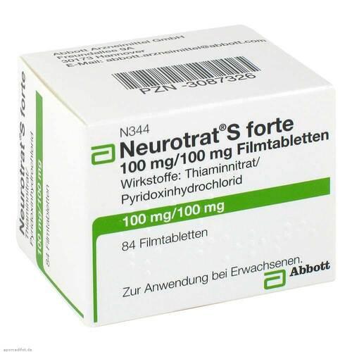 Neurotrat S forte Filmtabletten - 1