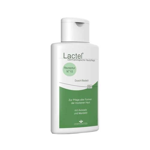 Lactel Nr.10 Dusch/Badeöl - 1
