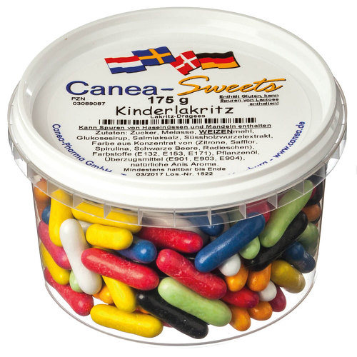 Kinderlakritz - 1