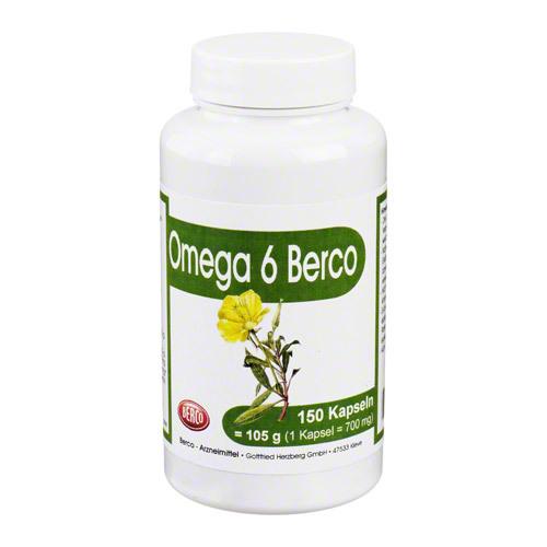 Omega 6 Berco Kapseln - 1