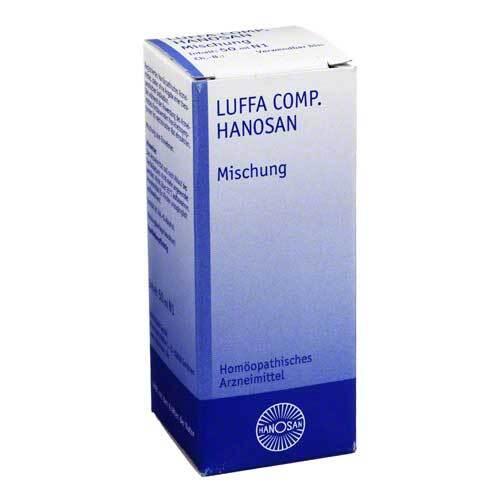 Luffa comp. Hanosan Tropfen - 1