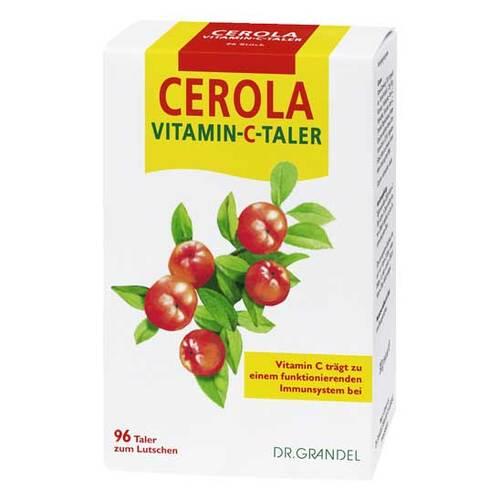 Cerola Vitamin C Taler Grandel - 1