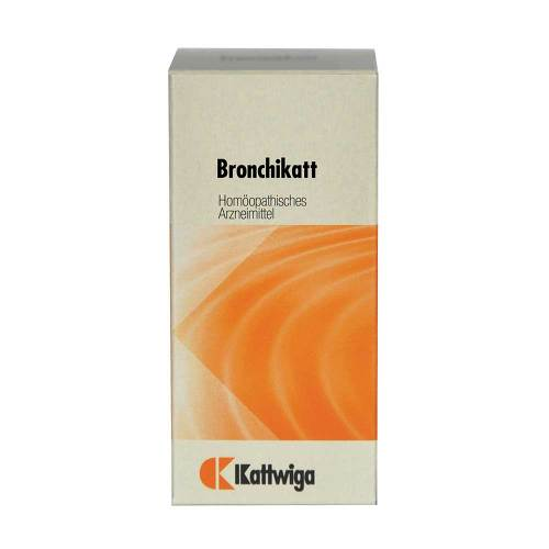 Bronchikatt Tabletten - 1
