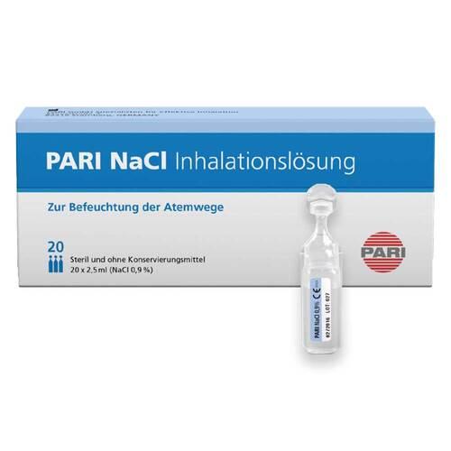 PZN 03109789 Ampullen, 20X2.5 ml