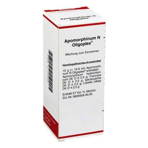 Apomorphinum N Oligoplex Tro - 1