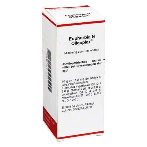 Euphorbia N Oligoplex Liquid - 1