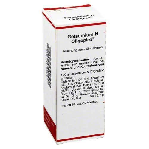 Gelsemium N Oligoplex Liquid - 1
