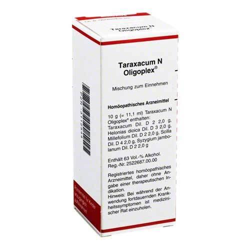 Taraxacum N Oligoplex Liquid - 1