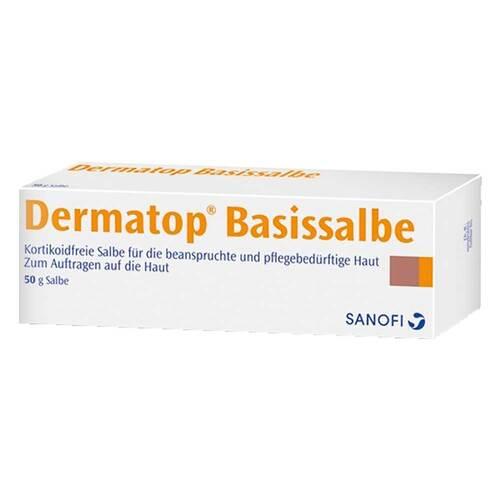 Dermatop Basissalbe - 1