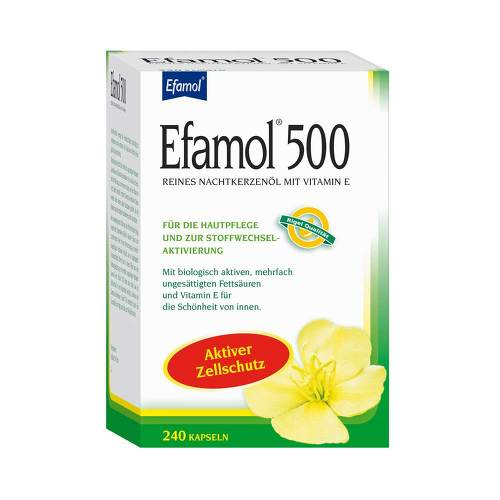 Efamol 500 Kapseln - 1