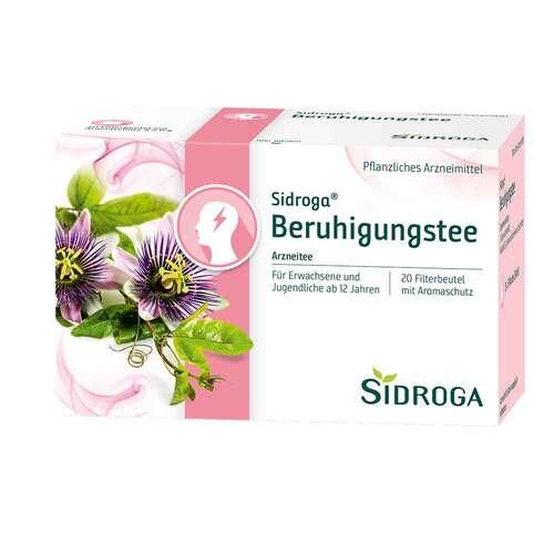 Sidroga Beruhigungstee Filterbeutel - 1
