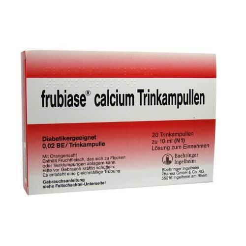 Frubiase Calcium T Trinkampullen - 1