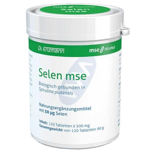 Selen Mse 50 µg Tabletten - 1