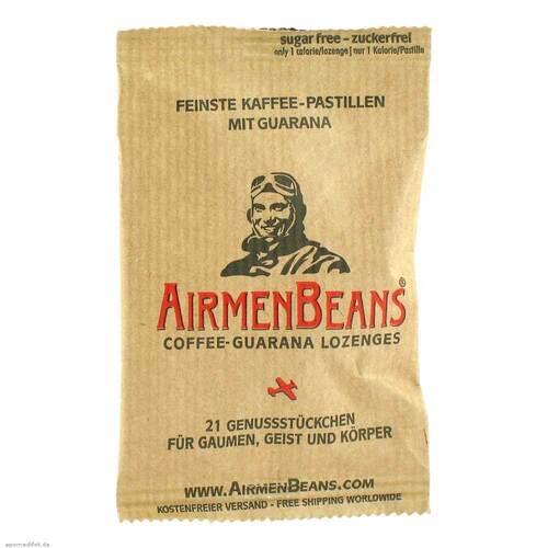 Airmenbeans feinste Kaffee Pastillen mit Guarana - 1