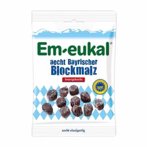 aecht Bayrischer Blockmalz zerschlagen - 1