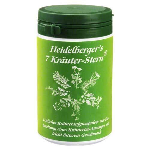 Heidelbergers 7 Kräuter Stern Tee - 1