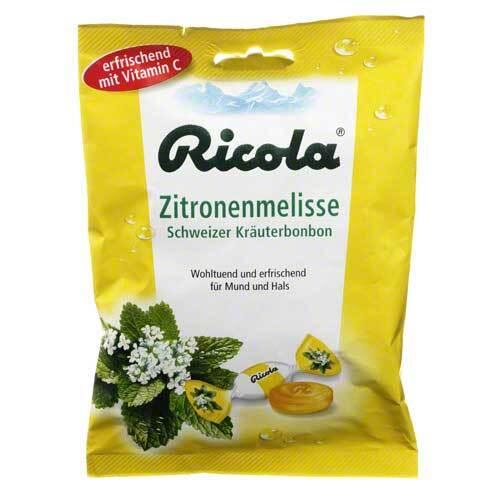 Ricola mit Z. Zitronenmelisse - 1