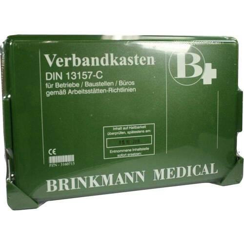 Verbandkasten für Betriebe DIN - 1