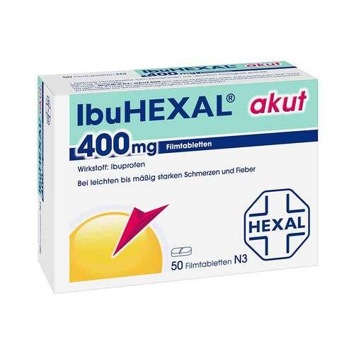 Ibuhexal akut 400 Filmtabletten - 2