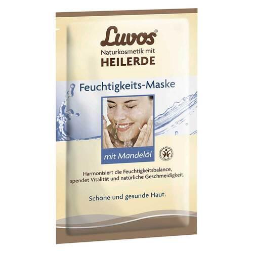 Luvos Crememaske Feuchtigkeit gebrauchsfert. - 1