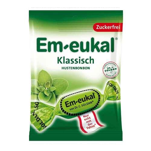 Em-eukal Hustenbonbons klassisch zuckerfrei - 1