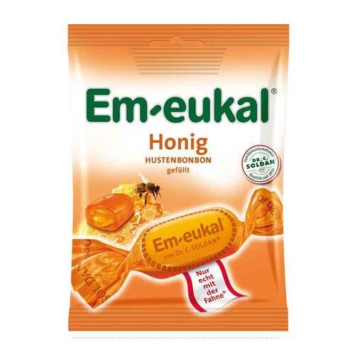 Em-eukal Halsbonbons Honig gefüllt zuckerhaltig - 1
