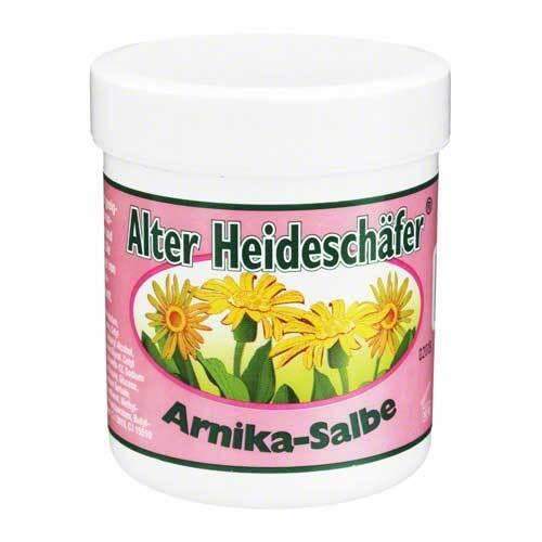 Arnika Salbe Alter Heideschäfer - 1