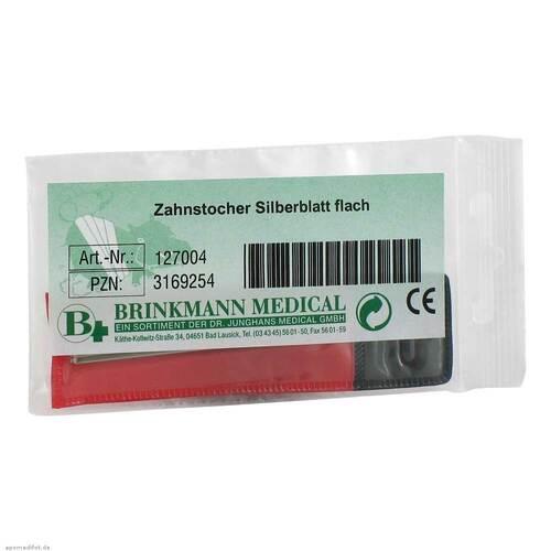 Zahnstocher Silber - 1