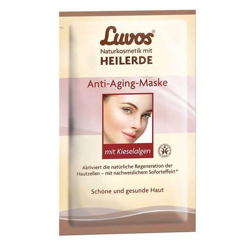 Luvos Crememaske Anti Aging gebrauchsfert. - 1