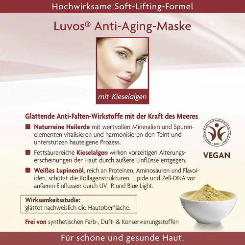 Luvos Crememaske Anti Aging gebrauchsfert. - 4