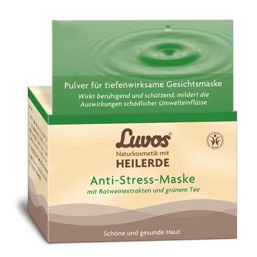 Luvos Pulvermaske Anti Stress z.Anrühren - 1