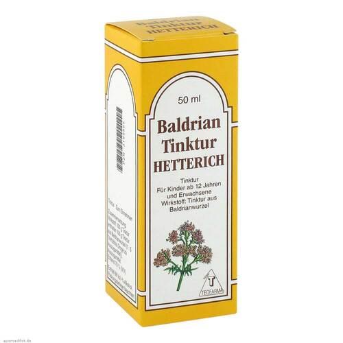 Baldriantinktur Hetterich - 1