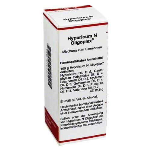 Hypericum N Oligoplex Liquid - 1