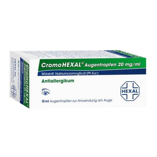 Cromohexal Augentropfen - 1