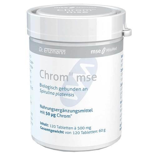 Chrom III Mse 50 µg Tabletten - 1