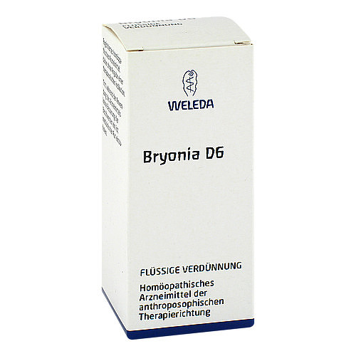 Bryonia D 6 Dilution - 1