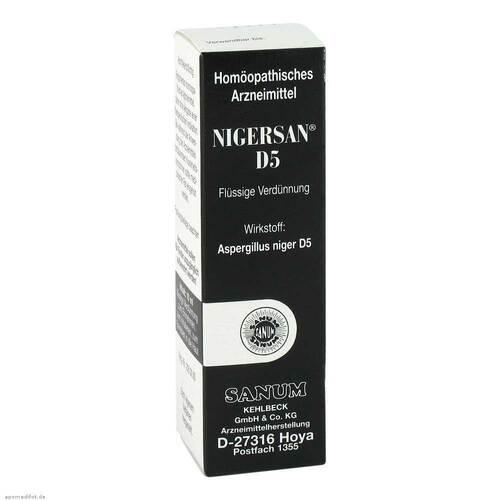 Nigersan D 5 Tropfen - 1