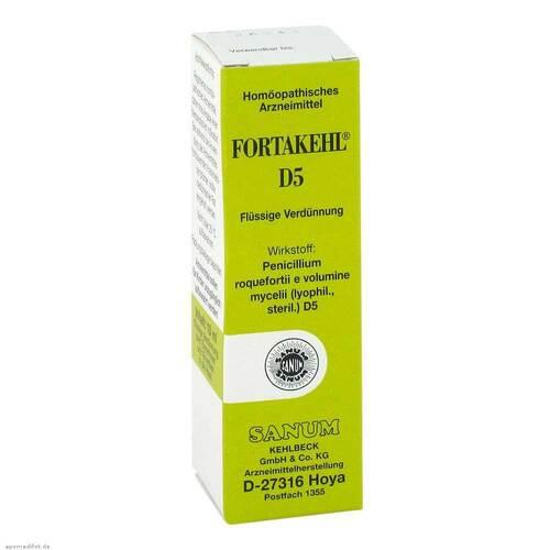 Fortakehl D 5 Tropfen - 1