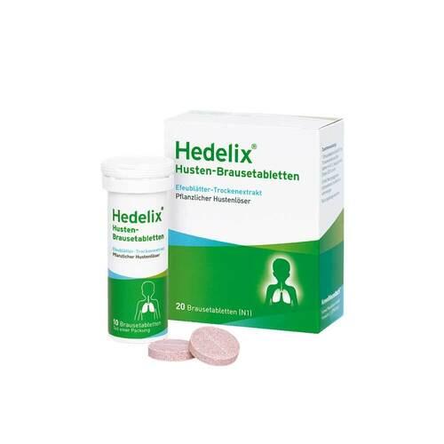 Hedelix Husten-Brausetabletten - 1