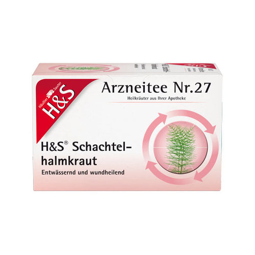 H&S Schachtelhalmkraut Filterbeutel - 1