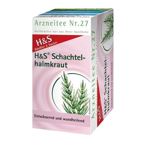 H&S Schachtelhalmkraut Filterbeutel - 2
