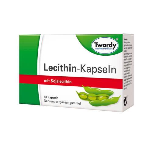 Lecithin Kapseln (Soja) - 1
